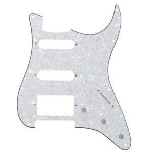pickguard HSS polaroid maska za gitaru